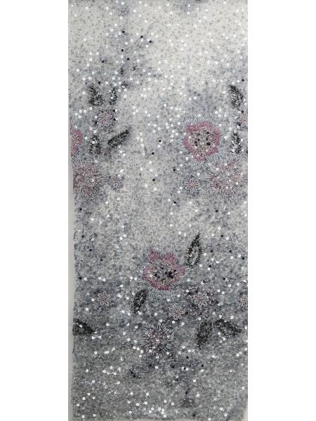 Гипюр AM52833.013.01 D.Silver